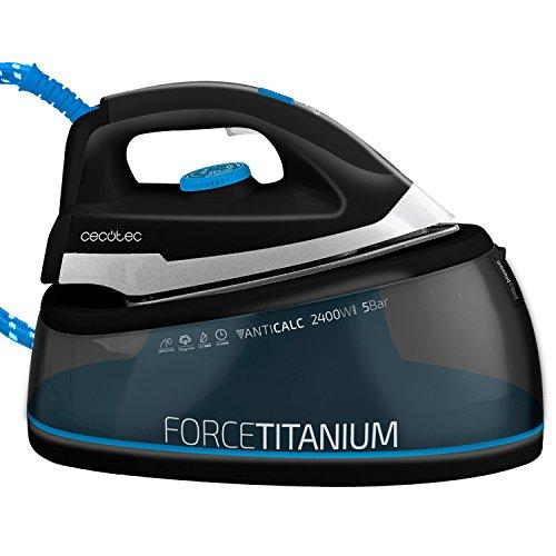 Cecotec Centro de planchado ForceTitanium (5000 Smart)