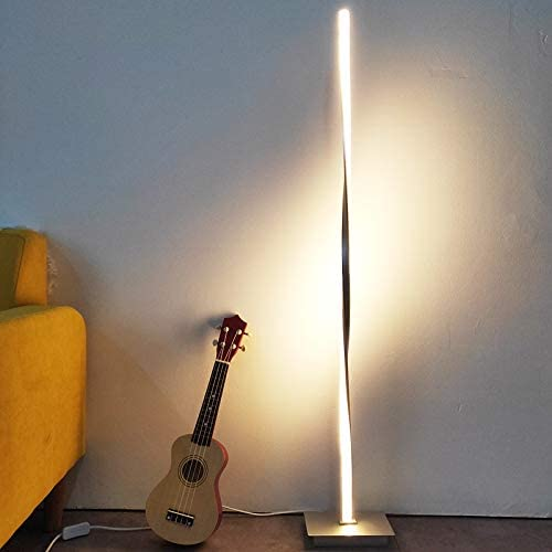 wangbadan Floor Lamp for Living Offices Standing Ranking Special price for a limited time integrated 1st place Rooms Tall Mode