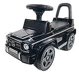 BUSDUGA Mercedes Benz G63 Rutscher, Kinderfahrzeug mit Kippschutz ( ab 18 Monate ) - wählen Sie...