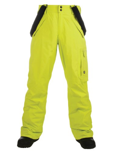 Protest Denys 12 Snowboard Hose - Lime Punch