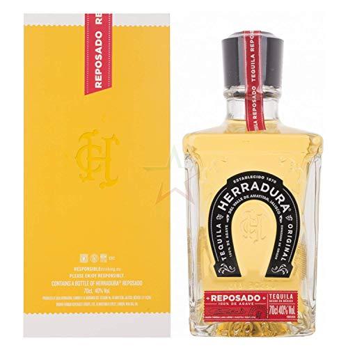 Herradura Tequila REPOSADO 1 de Agave 40,00% 0,70 Liter