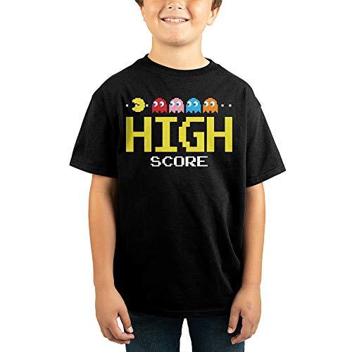 Official Kids Pac-Man High Score T-shirt, Black
