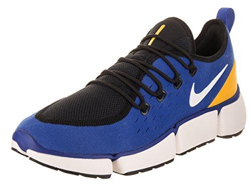 Nike Men's Pocket Fly DM Sport Royal/White Black Casual Shoe 10 Men...