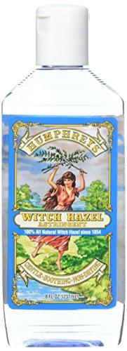 Humphreys Witch Hazel Astringent 8 oz