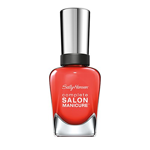 Sally Hansen Complete Salon Manicure nagellak, kleur 550, All Fired Up, rood, 1 stuks (1 x 15 ml) 560 Kook A Mango Kook A Mango