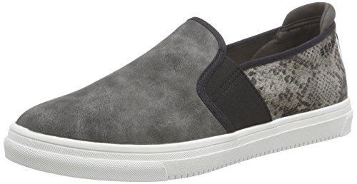 ESPRIT Damen Yendis Slip on Sneaker, Schwarz (001 black), 40 EU