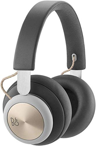 B&O Play 1643874 H4 Wireless Headphones (Charcoal Gray)