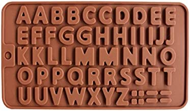 48 Alfabet Siliconen Schimmel Letters Chocolade Cake Decorating Tools Non-stick Fondant Jelly Cookies Baking Mould Keuken ...