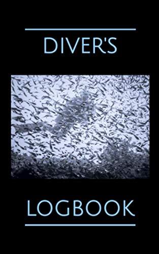 Diver's Log Book: Scuba Diving Journal