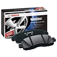 Bosch BC1169 QuietCast Premium Ceramic Front Disc Brake Pad Set