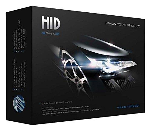 M-Tech kdcmph75 pour Kit Xenon H7 5000 K