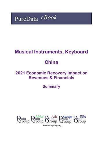 Musical Instruments, Keyboard China Summary: 2021 Economic Recovery Impact on Revenues & Financials (English Edition)