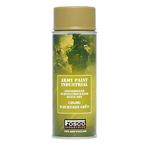 Ferromil Spraydose 400ml (1L-24,75€) BW NATO Flecktarn Grün Oliv