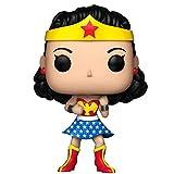 Funko Pop Heroes : DC Wonder Woman (Exclusive) Figure Gift Vinyl 3.75inch for Heros Movie Fans Super...
