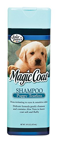 Four Paws Tearless Puppy Dog Shampoo, 16 oz
