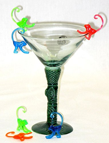 Monkey Cocktail Picks Drink Markers - Case of 1,000