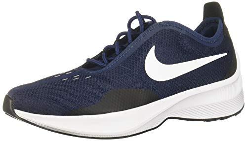 Nike Exp-Z07, Zapatillas de Running Hombre, Multicolor (Midnight Navy/White/Work Blue/Black 401), 45 EU