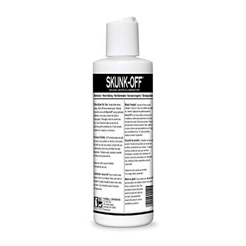 Thornell Skunk-Off Pet Shampoo