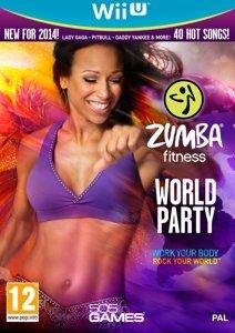 Zumba Fitness Zumba World Party Wii U UK