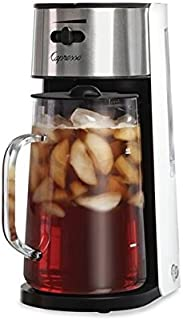 Capresso 624.02 Ice Tea Maker, White/Stainless