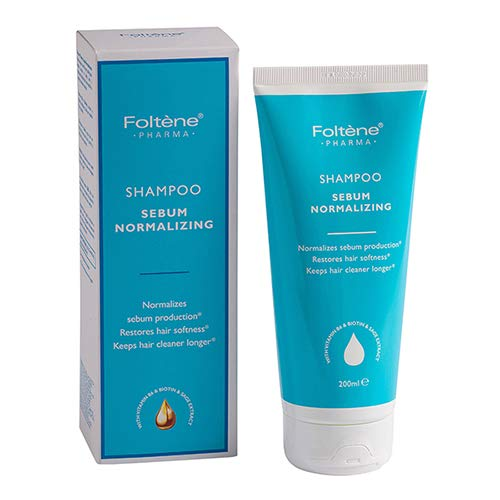 Foltene Pharma Sebum Normalizing Shampoo 200ml