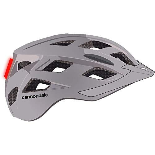 Cannondale Quick Fahrrad Helm grau 2021: Größe: S/M (52-58cm)