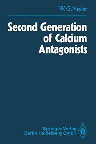 Second Generation of Calcium Antagonists