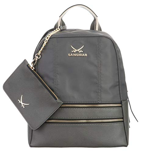 Sansibar Backpack Antracite