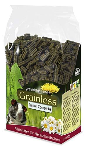 JR Grainless Complete Junior Meerschweinchen 1000g