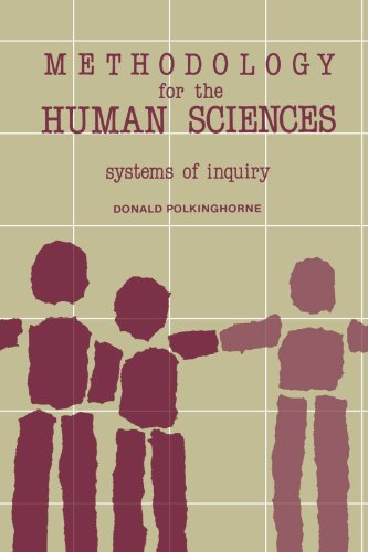 Methodology for the Human Sciences Systems of Inquiry (SUNY series in Transpersonal and Humanistic Psychology)