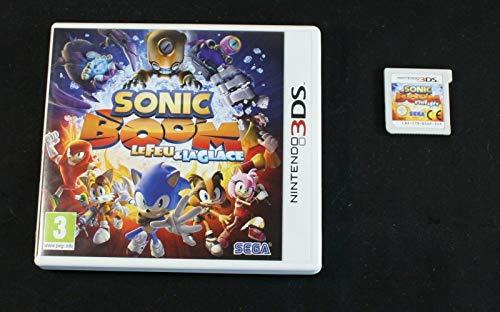 Sonic Boom : le Feu & la Glace - [Edizione: Francia]