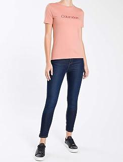 Camiseta Careca, Calvin Klein, Feminino