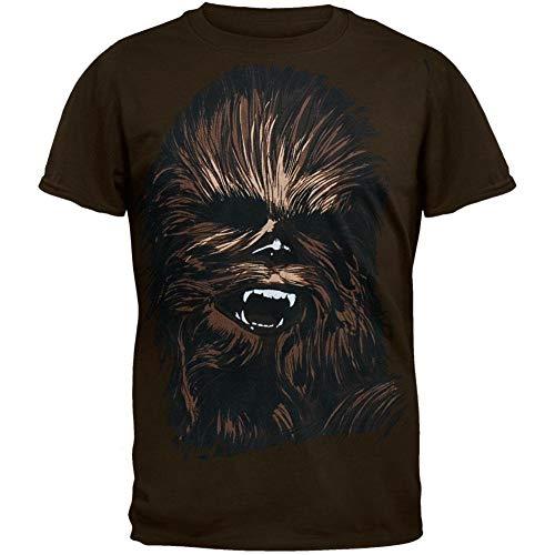 Camiseta de Star Wars con Cara masticable