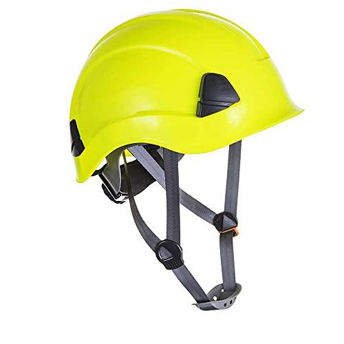 Portwest Elmetto Height Endurance, Colore: Giallo ad alta visibilità, PS53YER