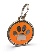 WARRANTY: Engraving Guaranteed For Life PERSONALISED: Customized Engraving On Back, Up To 6 Lines of Engraving 19 Characters Per Line SUITABILITY: Large / Giant Dog Breeds, Rottweilers, German Shepherds, Great Danes HIGH QUALITY: Stainless Steel With...