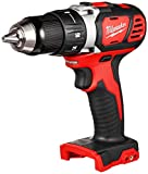 Milwaukee 2606-20 Compact 18V Lithium Ion Cordless 1,800 RPM 1/2 Inch Keyless Chuck