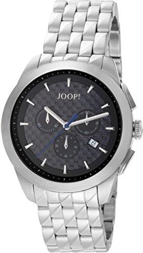 Joop Herren-Armbanduhr XL Legend Chrono Chronograph Quarz Edelstahl JP101071F02