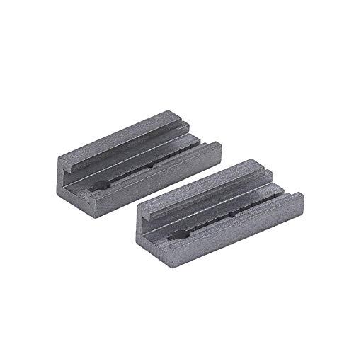 Accesorio de sujeción de llave HU101 para copia en blanco de llave, máquina cortadora duplicadora Ford Focus para juego de herramientas de copia de llave de coche