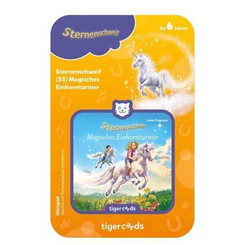 tigermedia 4414 tigercard-Sternenschweif-Folge 53: Magisches Einhornturnier, Bunt