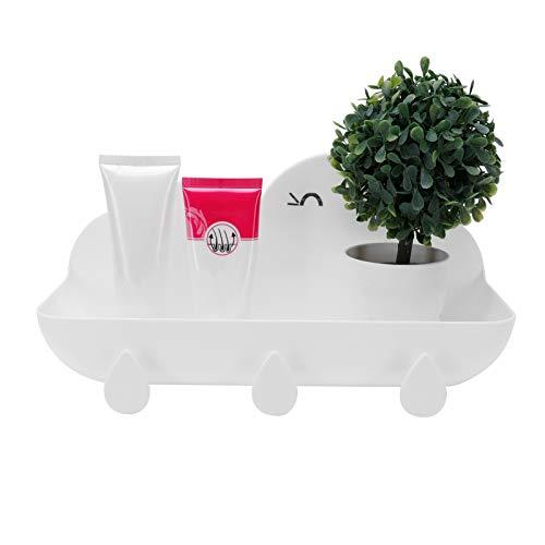 Estante de ducha, cesta de almacenamiento montada en la pared, accesorios de baño, estante de almacenamiento, para baño para ducha