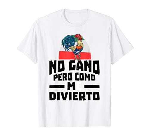 Peleas de gallos Camiseta T-shirt