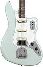 Fender Custom Shop 60s Journeyman Relic Bass VI - Aged Sonic Blue