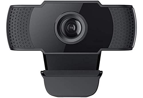 Erasky 1080P Webcam USB PC Computer Camera Full HD Web Camera with Microphone Smart Streaming Web Cam Laptop Desktop Notebook Webcam
