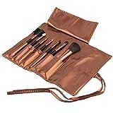 7pcs / kits Pinceles de maquillaje Set profesional Marca de cosméticos Herramientas de pincel de maquillaje Cepillo de base para maquillaje de cara Belleza