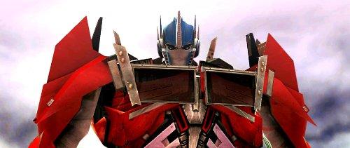 Transformers : prime