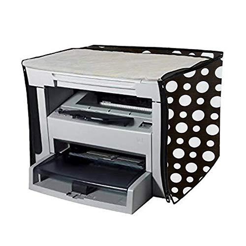 JM Homefurnishings Heavy Duty Waterproof and Dust-Proof Printer Cover for HP Laserjet M1005 Multifunction Monochrome Laser