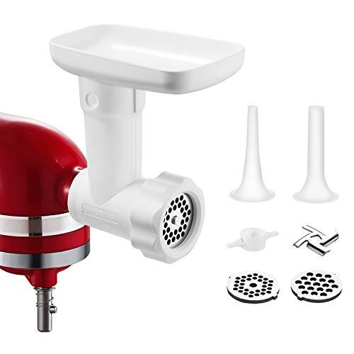 kitchen aid food grinder strainer - 9