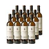 Villa Chambre d'Amour Blanc 2019 - Lionel Osmin & Cie - Appellation VDF Vin de France doux - Origine Sud-Ouest - Vin Doux Blanc du Sud-Ouest - Lot de 12x75cl - Cépages Sauvignon Blanc, Gros Manseng