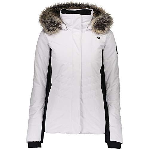 Obermeyer Tuscany II Jacket White Women's Insulated TOP Alpine 10