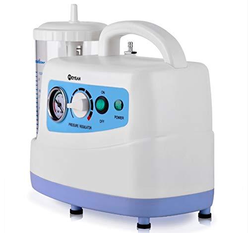 Risareyi Portátil de succión automática flema con 1000 ml de ...
